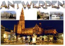 Groeten uit Antwerpen