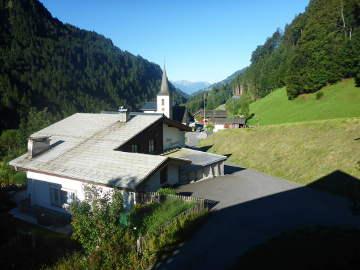 Buchboden view from Haus Schonacher