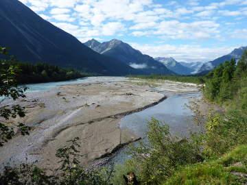 Wild river Lech