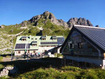 Mindelsheimer Hut